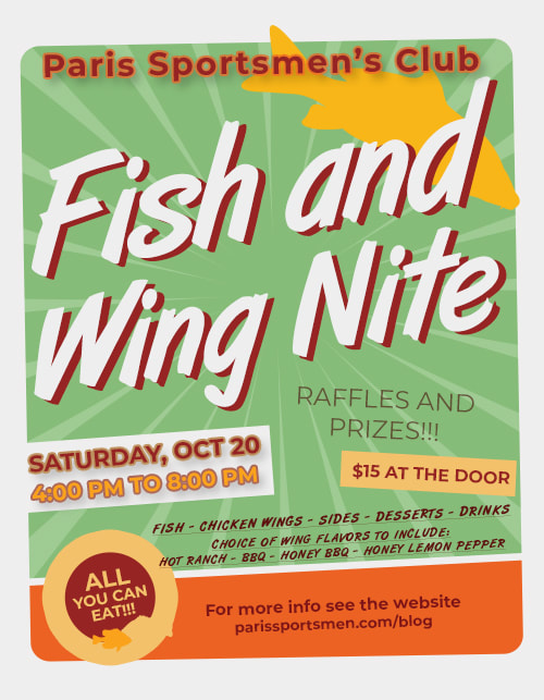 Fish and Wing Nite